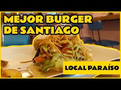 La mejor hamburguesa de Santiago - Día 5 - Local Paraíso