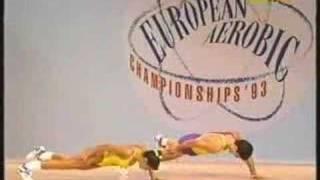 Video European Aerobics Championship 1993 Mixed Pair download MP3, 3GP, MP4, WEBM, AVI, FLV Mei 2018