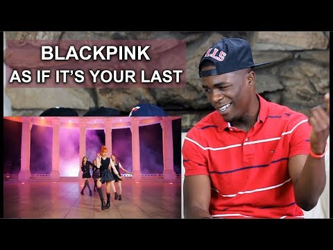 BLACKPINK - '마지막처럼 (AS IF IT'S YOUR LAST)' M/V   Oso's Reaction