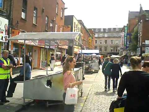 Walk around Dublin, Ireland! :)