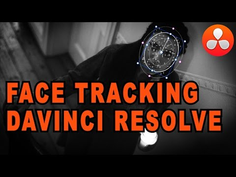 Davinci Resolve Tutorial - Face Tracking