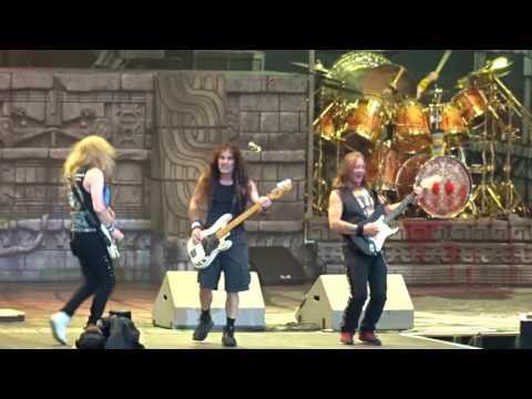 Iron Maiden - Speed of Light Live @ Waldbuhne Berlin 31.5.2016