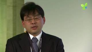 ECO11: Sumitomo Shimpei Yamashita Cleantech Economy Japan