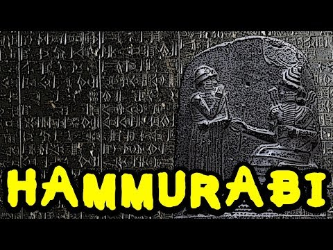 Hammurabi of Babylon: His Life, Laws and Legacy