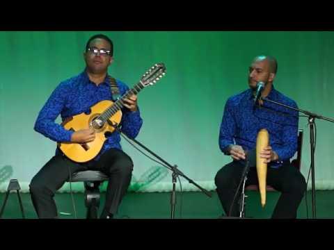Borikén Folk Septet. Comerío, Montaña en Flor.(Jibaro Music)