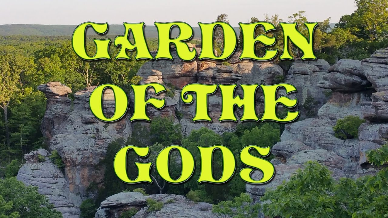 Garden Of The Gods Hiking Shawnee National Forest Youtube