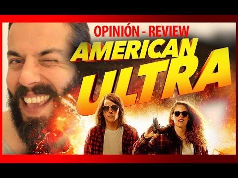 American Ultra Opinión - Review | #SilencioEnElSet 2