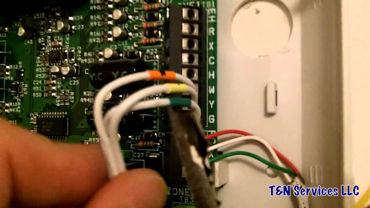 hight resolution of ecobee3 thermostat install with wiring problem