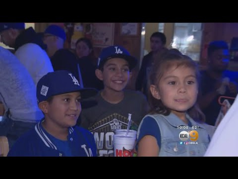 Disappointment Is Bitter For Dodgers Fans, But Hope Springs For Next Year