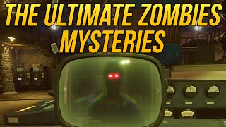 The Great Mysteries of Zombies | Zombie Storyline Mystery Men and Hidden Secrets