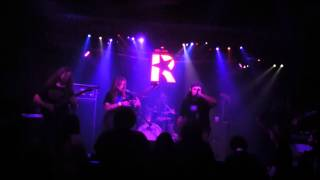 Rivers of Nihil-Terrestria I: Thaw/Rain Eater live 10/4/13