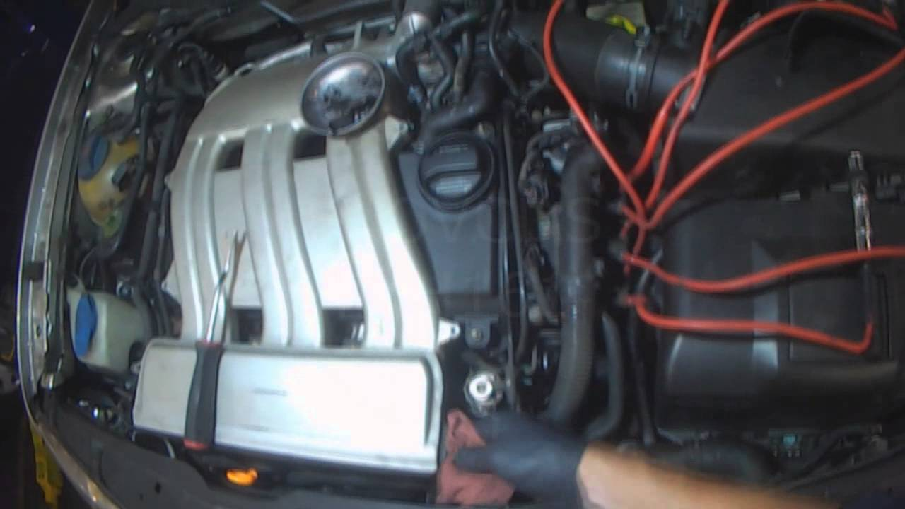 VW A4: 28L AFP VR6 Intake ChangeOver Valve replacement