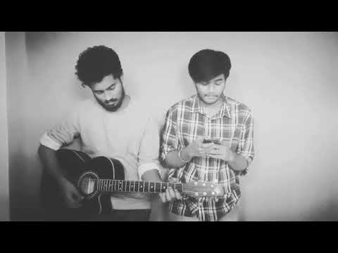 Malli rava Telugu song cover | guitar-Anurag and $inging-shylesh
