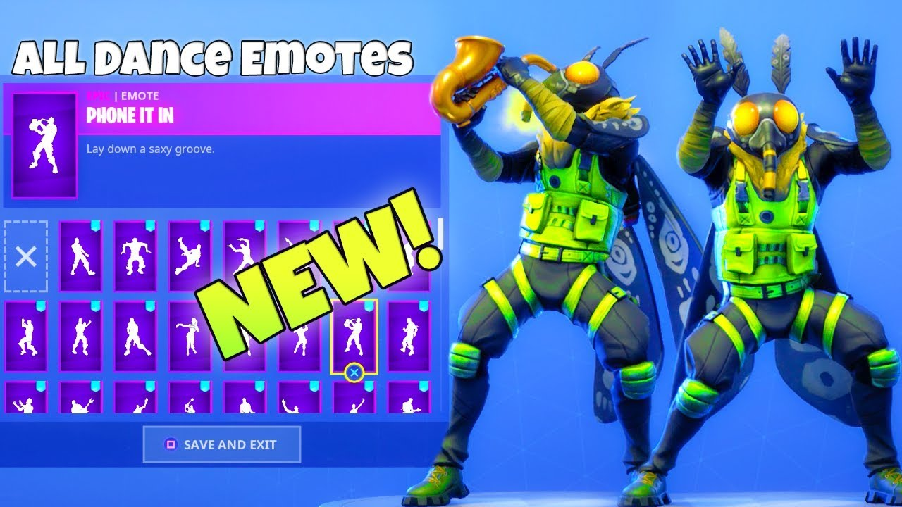 all dance emotes look funny on mothmando skin fortnite battle royale - mothman fortnite skin