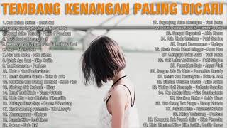 Download TEMBANG KENANGAN PALING DICARI - Dewi Yull, Nia Daniaty, Pance F Pondagg, Mayang Sari, Nike Ardilla