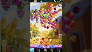 Angry Birds Stella Pop Level 2354 Non PowerUp Walkthrough For Android & iOS