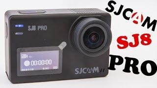 SJCAM SJ8 Pro Action Camera REVIEW
