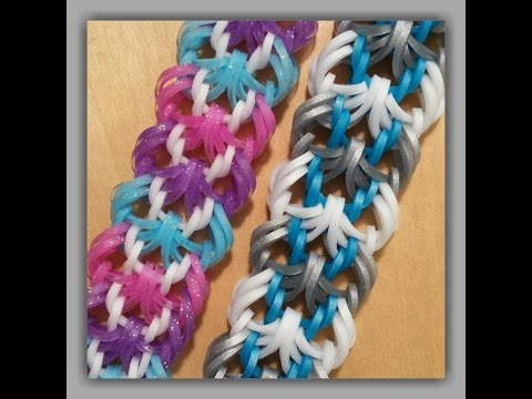 """""""Spanish Lacework"""" Hook Only Bracelet/How To Tutorial"""