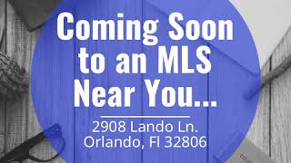 Coming Soon to an MLS Near You...