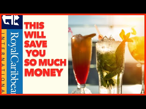 Royal Caribbean Drink Package Loophole * NEW FOR 2020 *
