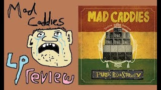 Mad Caddies - Punk Rocksteady review
