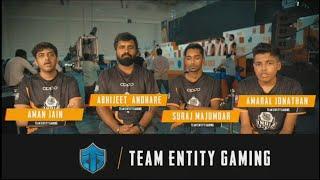 Entity Gaming Interview / PMIT PUNE FINALS