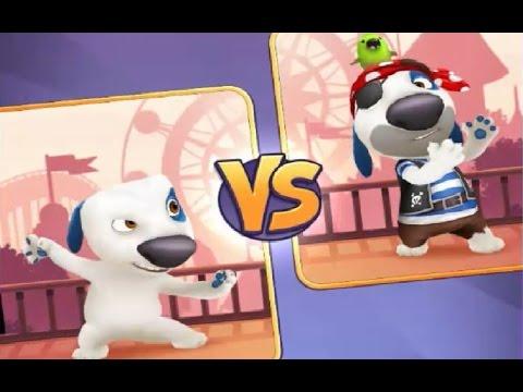 Говорящий Том: бабл-шутер (Пузырьки Говорящего Тома) часть 3- Мультфильм Игра