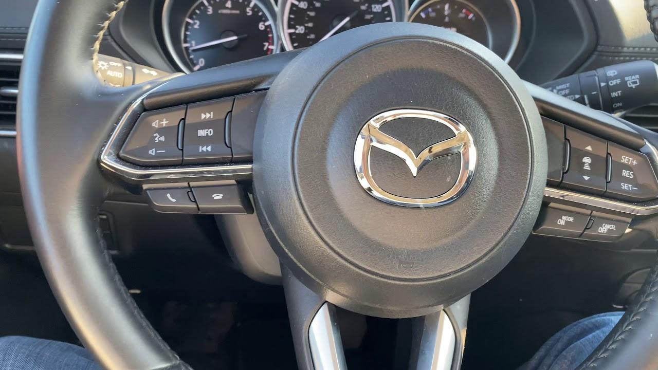 Mazda Cx 5 Cx 3 Cx 9 How To Open Gas Cap Fuel Door Youtube