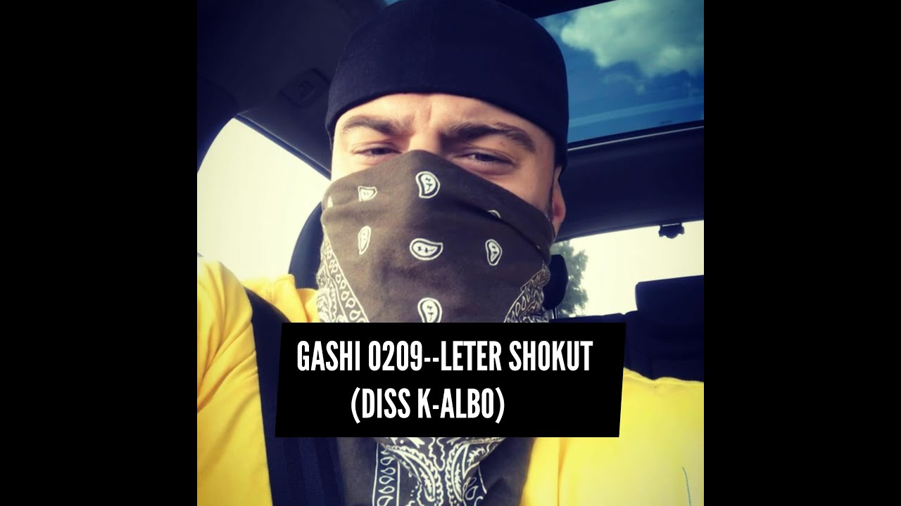 Download GASHIO290-Letër Shokut(Diss K-Albo) (video by fabjon_blog)