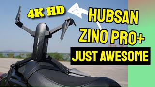 Hubsan Zino Pro Plus Aerial Filming Drone Complete Review