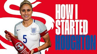 Steph Houghton's Football Story | How I started