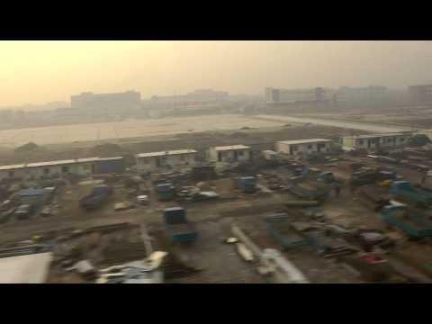 HD - Shanghai to Hangzhou high-speed train