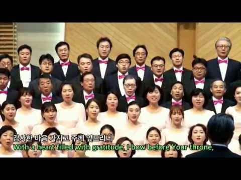 In Everything I do C. Berry The 12th Church Choir Festival Somang Presby Church Changhoon Park
