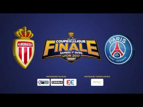 Finale COUPE DE LA LIGUE 2017 façon TILT-SHIFT - ASM vs. PSG