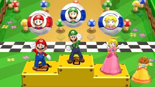 Mario Party Series - Luigi Wins by Complete Luck