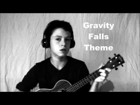 Ukulele Cover || Gravity Falls Theme
