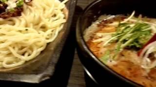 学芸大学 香気の坦々つけ麺