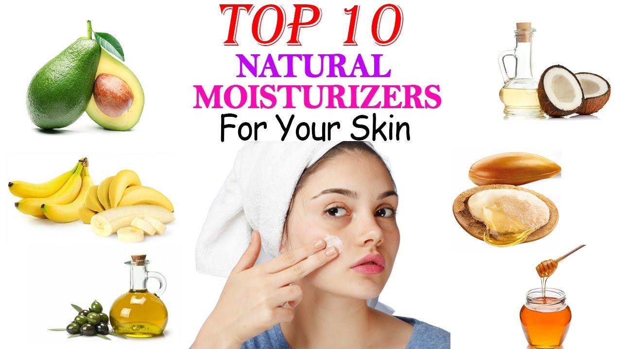 natural moisturizer for sensitive skin