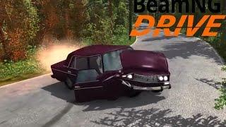 УГНАЛ СОСЕДСКУЮ ШЕСТЕРКУ С ДРУЗЬЯМИ | BeamNG.drive