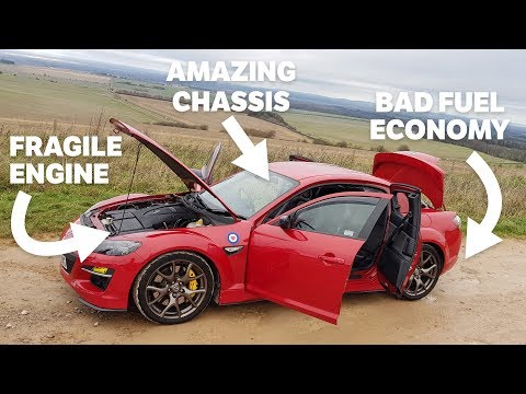 Here's Why You Should Buy The 'Unreliable' Mazda RX-8