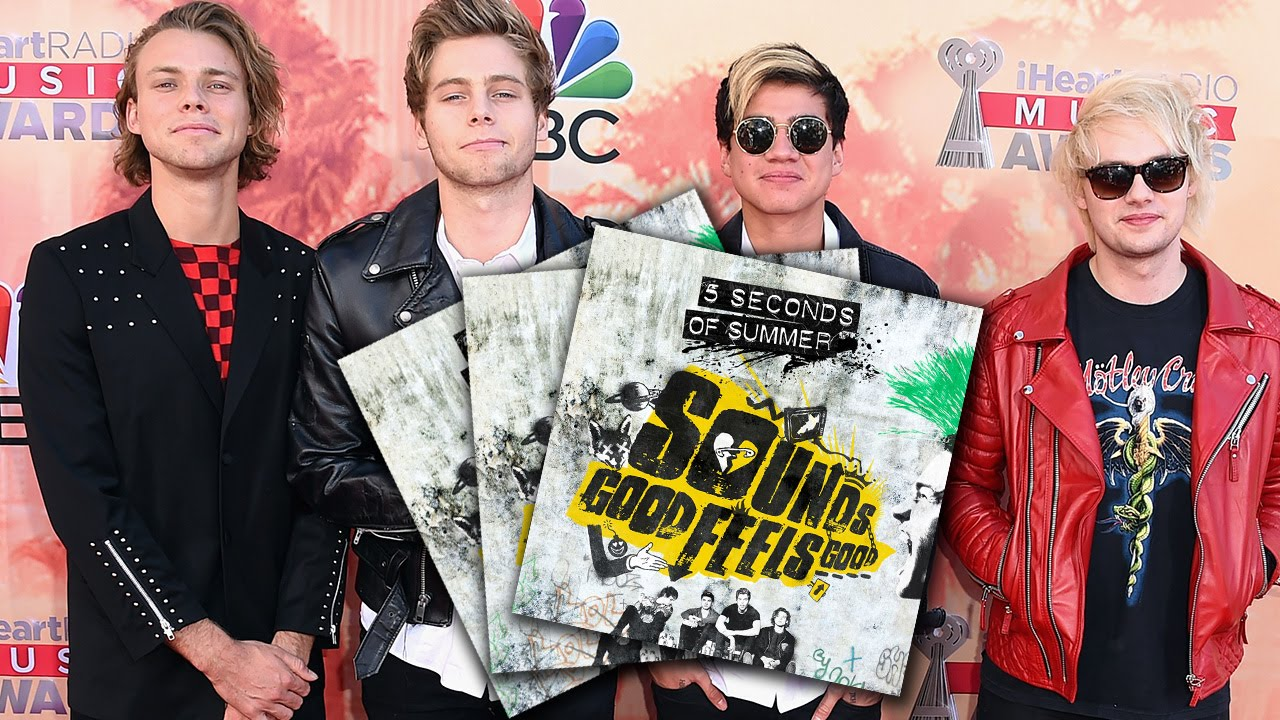 5 Seconds Of Summer New Fly Away Single Amazing