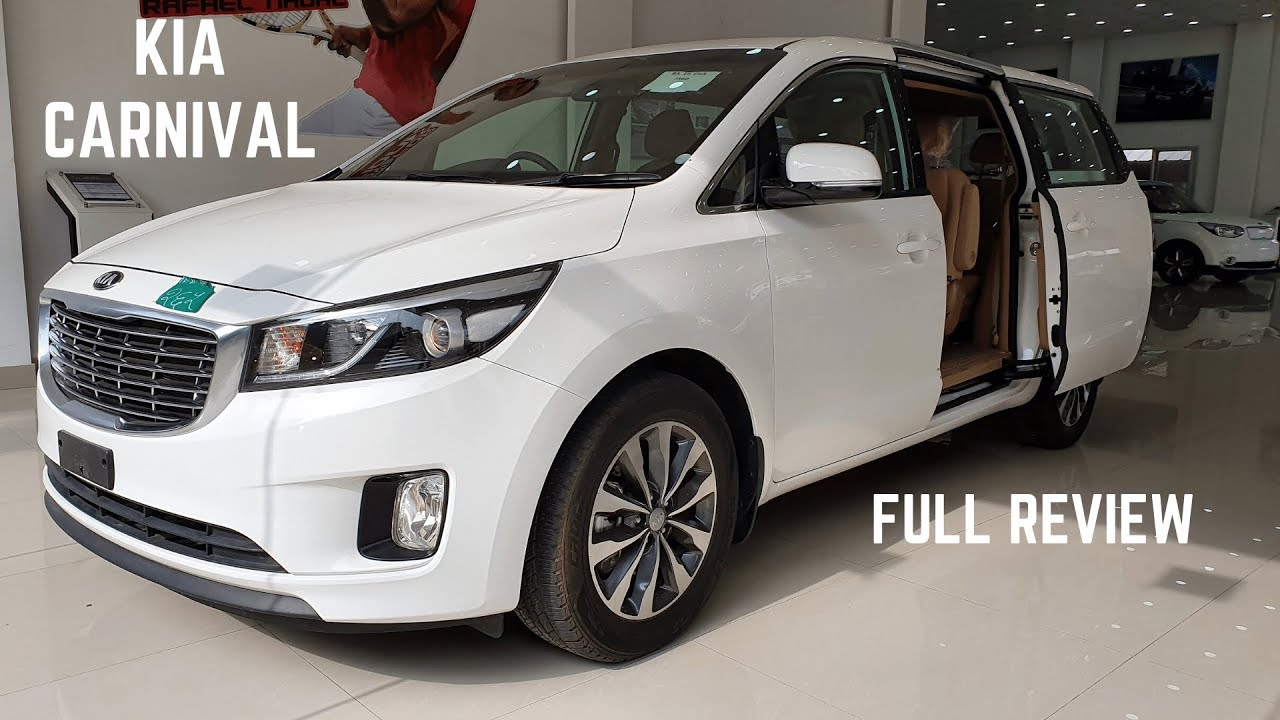 2020 Kia Carnival Luxurious Mpv India Full Detailed Review Latest Features New Interiors Youtube