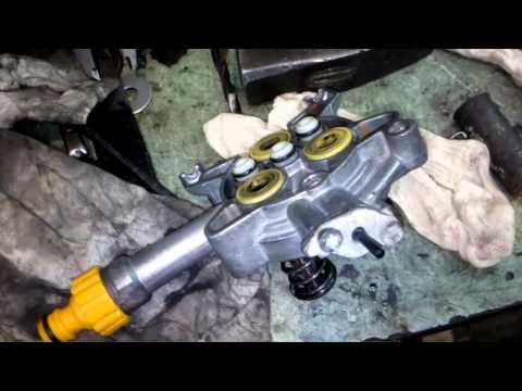Ремонт мойки высокого давления Karcher своими руками