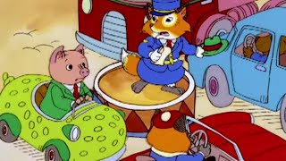 The Busy World of Richard Scarry: It's All in the Air thumbnail