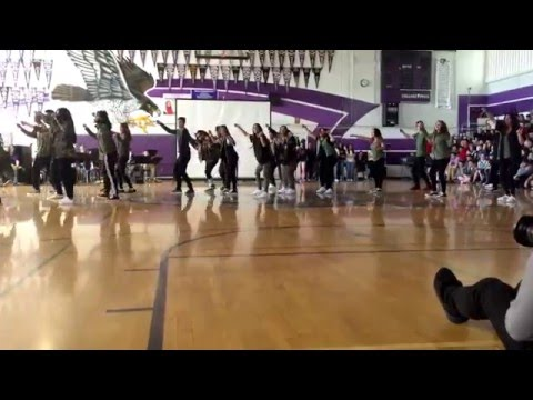 College Park High School Multicultural Rally 2015-2016: Urban/Hip Hop