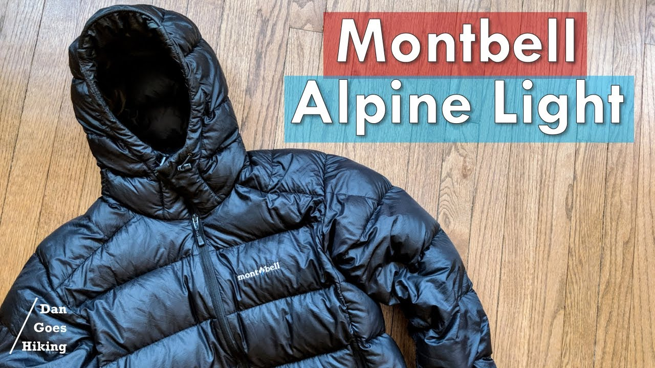Montbell Alpine Light Down Parka