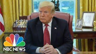 Video President Trump: Khashoggi 'Wasn't A Citizen', But U.S. Taking Whereabouts Seriously | NBC News download MP3, 3GP, MP4, WEBM, AVI, FLV Oktober 2018