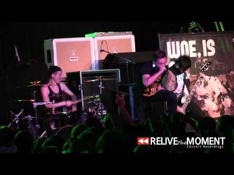 2012.08.03 Woe, Is Me - Vengeance (Live in Des Moines, IA)