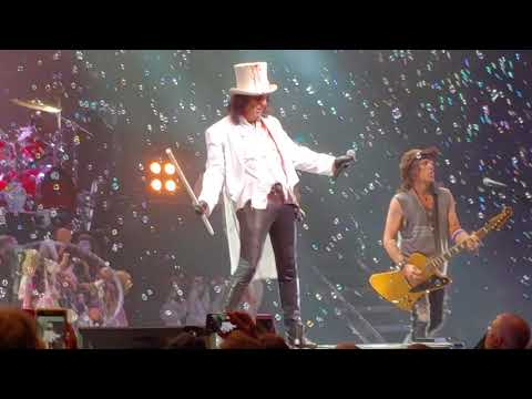 Alice Cooper 'School's Out', The Rose Music Center 9/2/2018