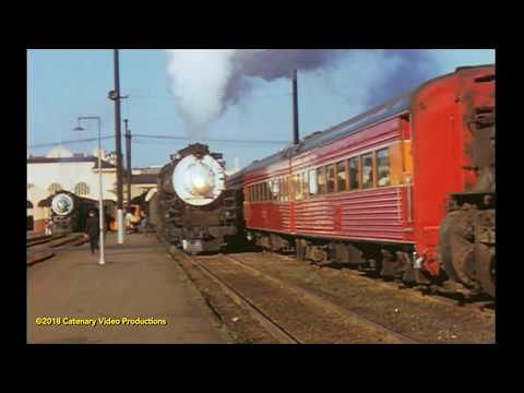 Southern Pacific Vol 5: San Francisco Peninsula Route - 1954